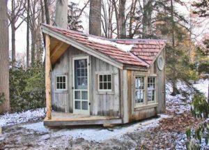 cheap tiny house kit