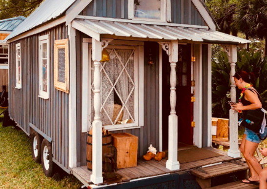 Buy a Tiny House Kit