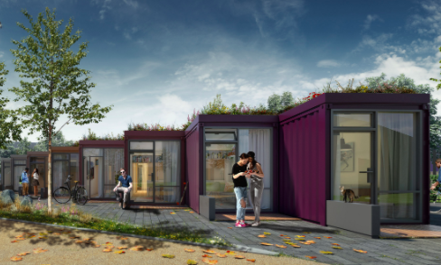 Shipping Containers Home for Sale