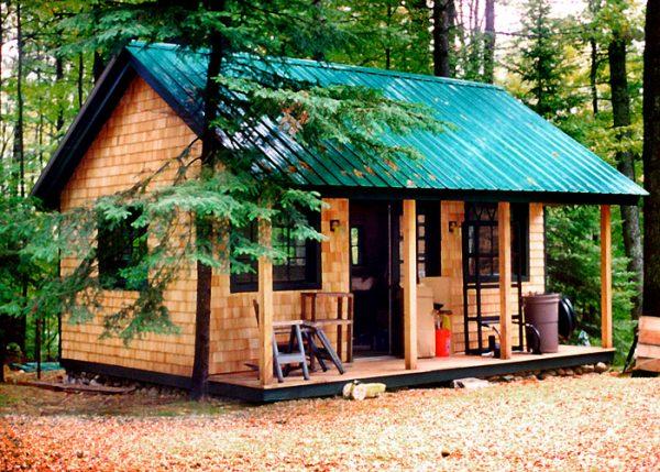 vermont cottage a
