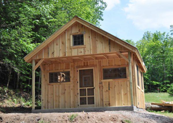 vermont cottage c