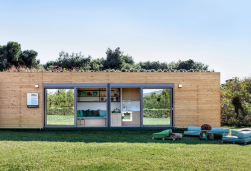 convert shipping container into home
